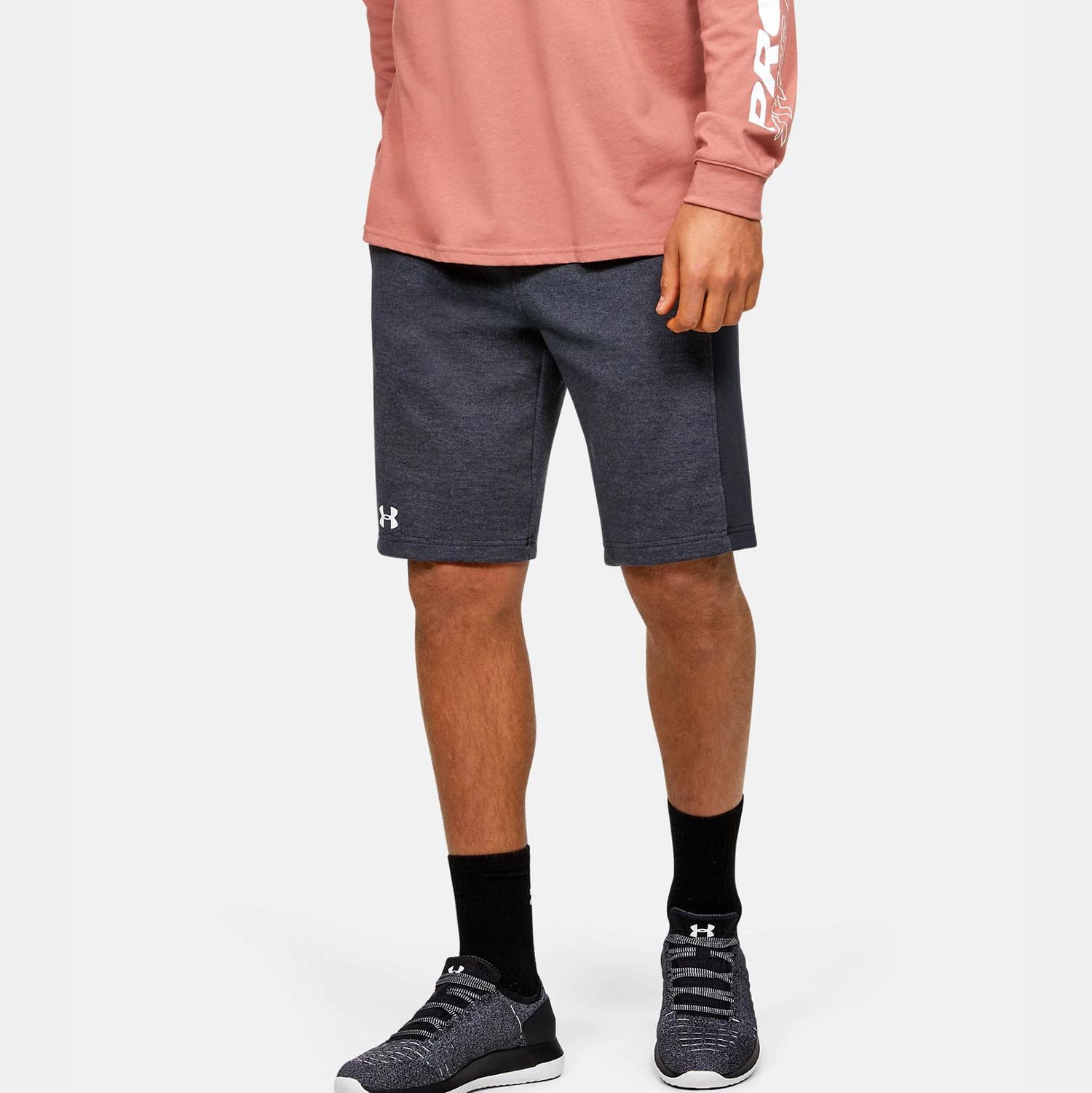 Under Armour Double Knit Men's Shorts (9000047819_44187)