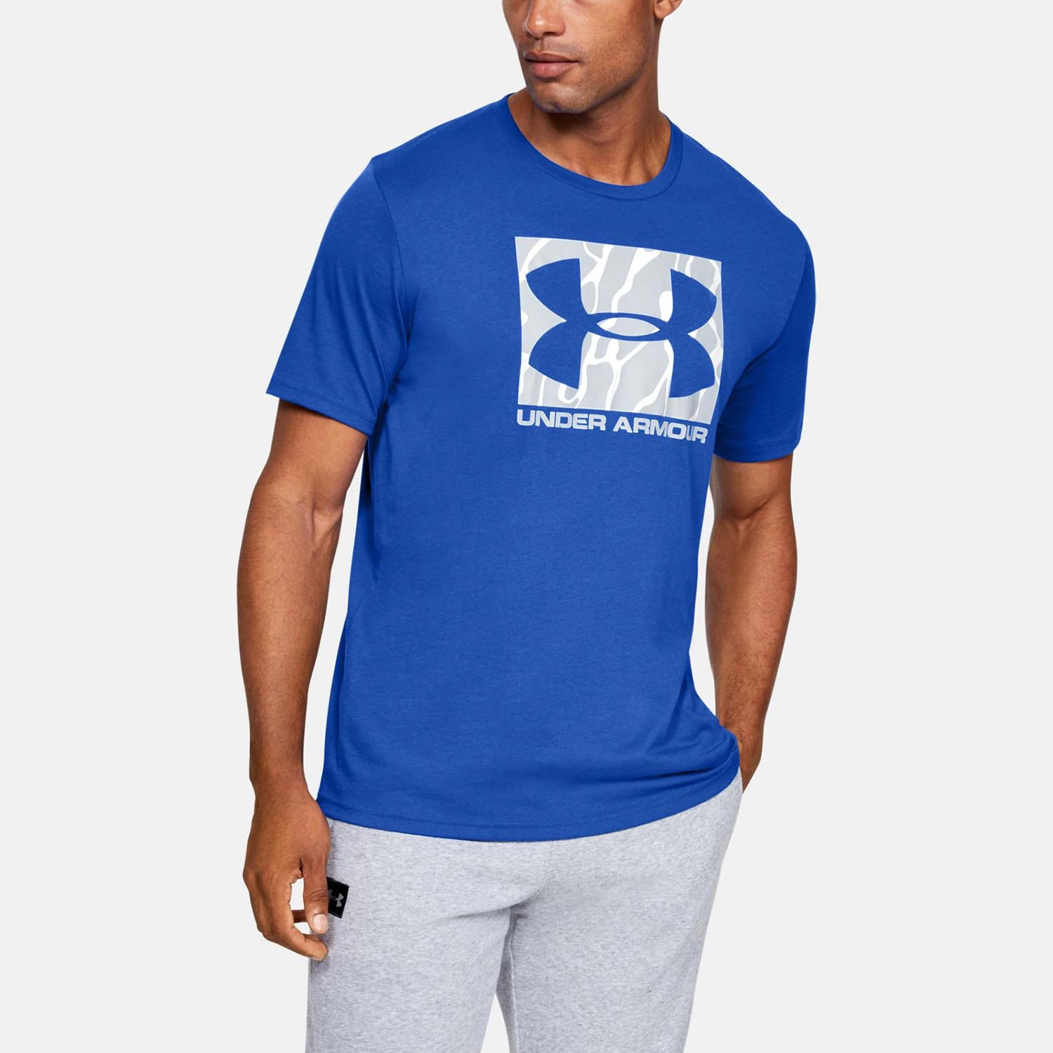 Under Armour Camo Boxed Men's T-Shirt (9000048005_44282)