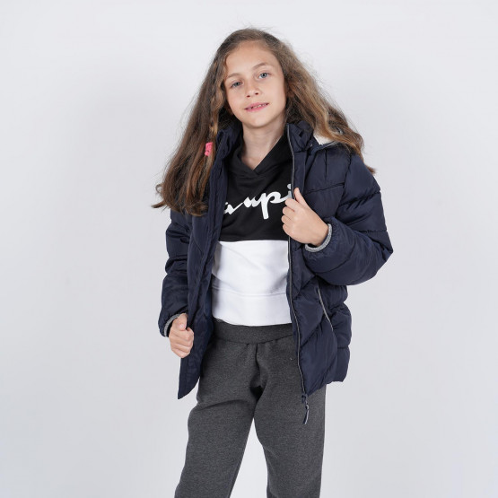 Name It Puffer Jacket Camp - Παιδικό Μπουφάν