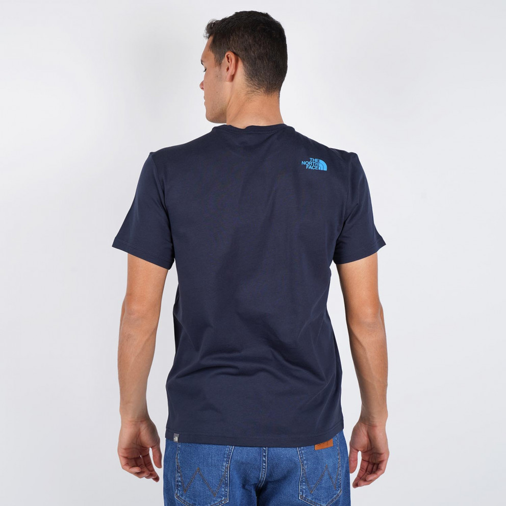 THE NORTH FACE Men's Short SLeeve Graphic Tee