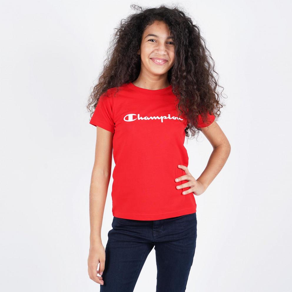 Champion Crewneck Kids' T-Shirt
