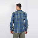 Wrangler Men's Long SLeeve 2 Pkt Flap Shirt