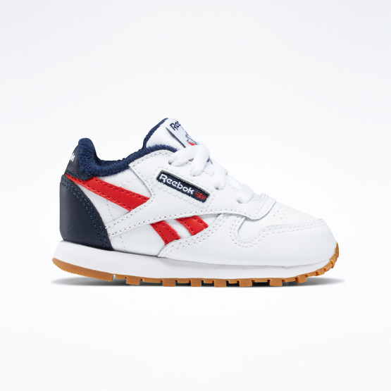 Reebok Classic Leather Pastel Infant Shoes