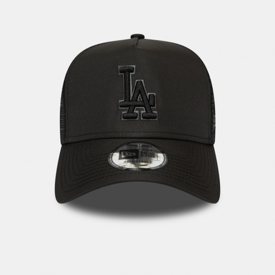 New Era Tonal Black AF Trucker Dodgers