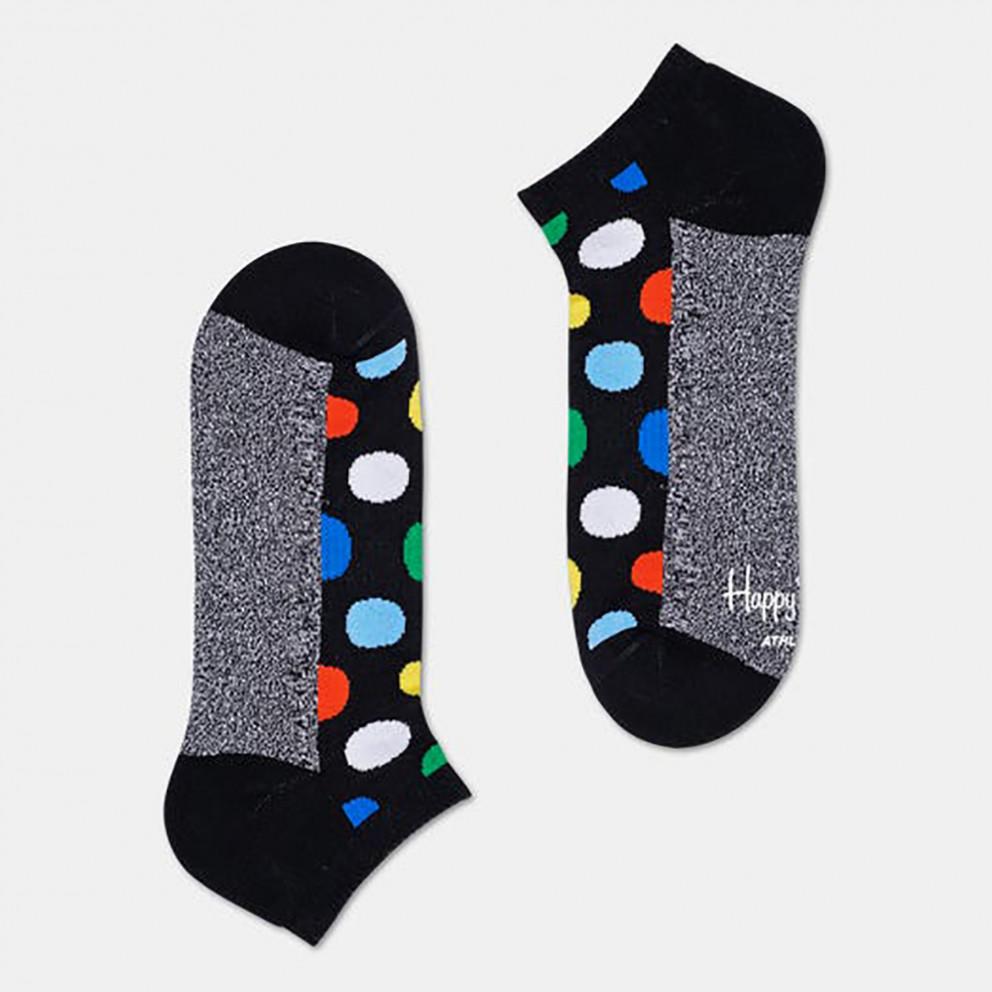 Happy Socks Athletic Big Dot Low Unisex Sock