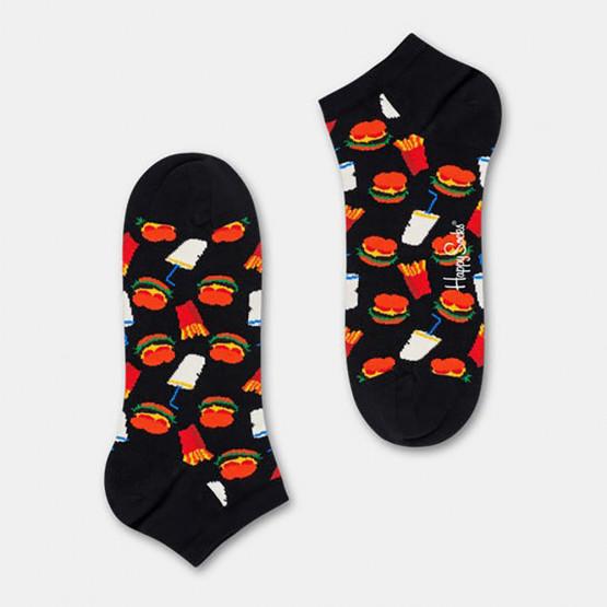 Happy Socks Hamburger Low Unisex Socks