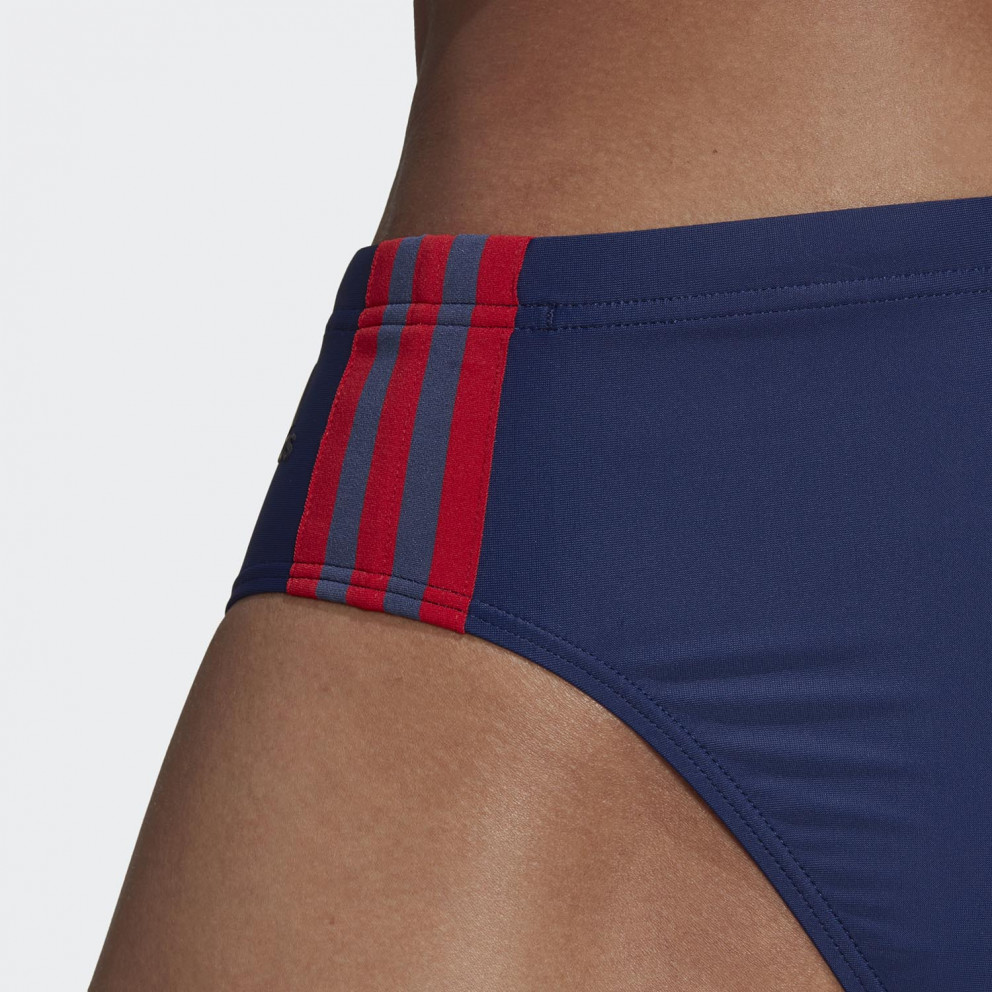 Adidas Perfromance Men's 3-Stripes Swim Trunk