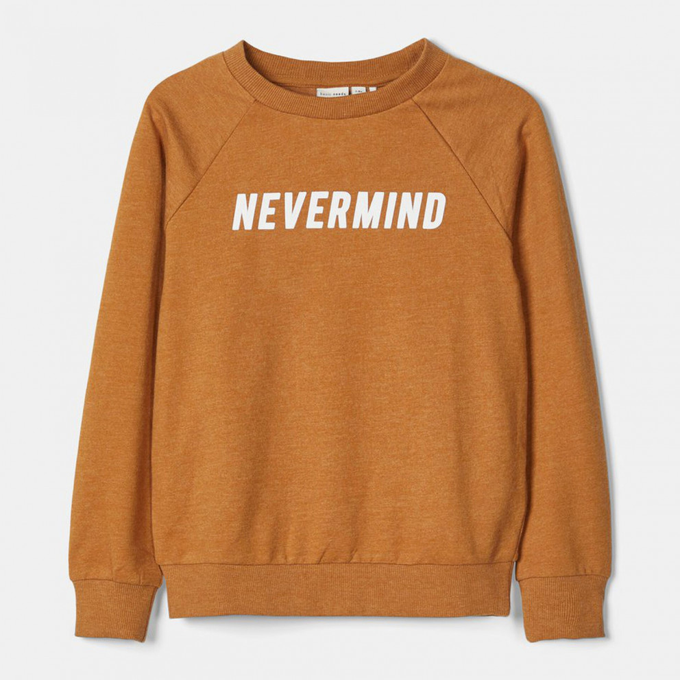Name it Kids' Printed Sweatshirt