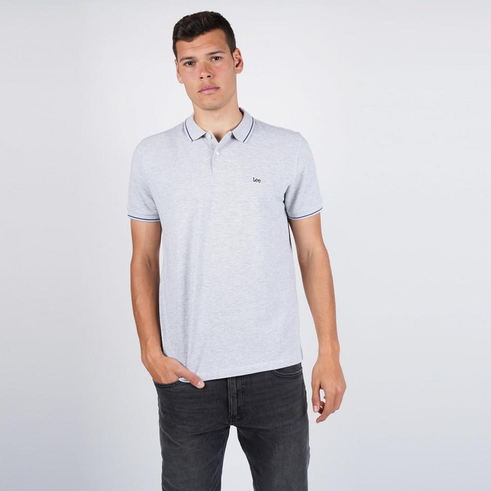Lee Pique Men's Polo T-Shirt