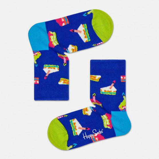 Happy Socks Cake Kids' Socks