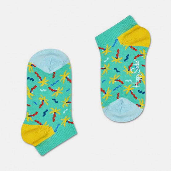 Happy Socks Confetti Palm Low Sock