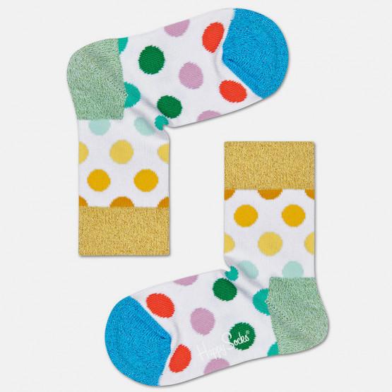 Happy Socks Pride Big Dot Kids' Socks