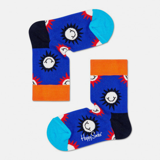 Happy Socks Sunny Smile Kids' Socks