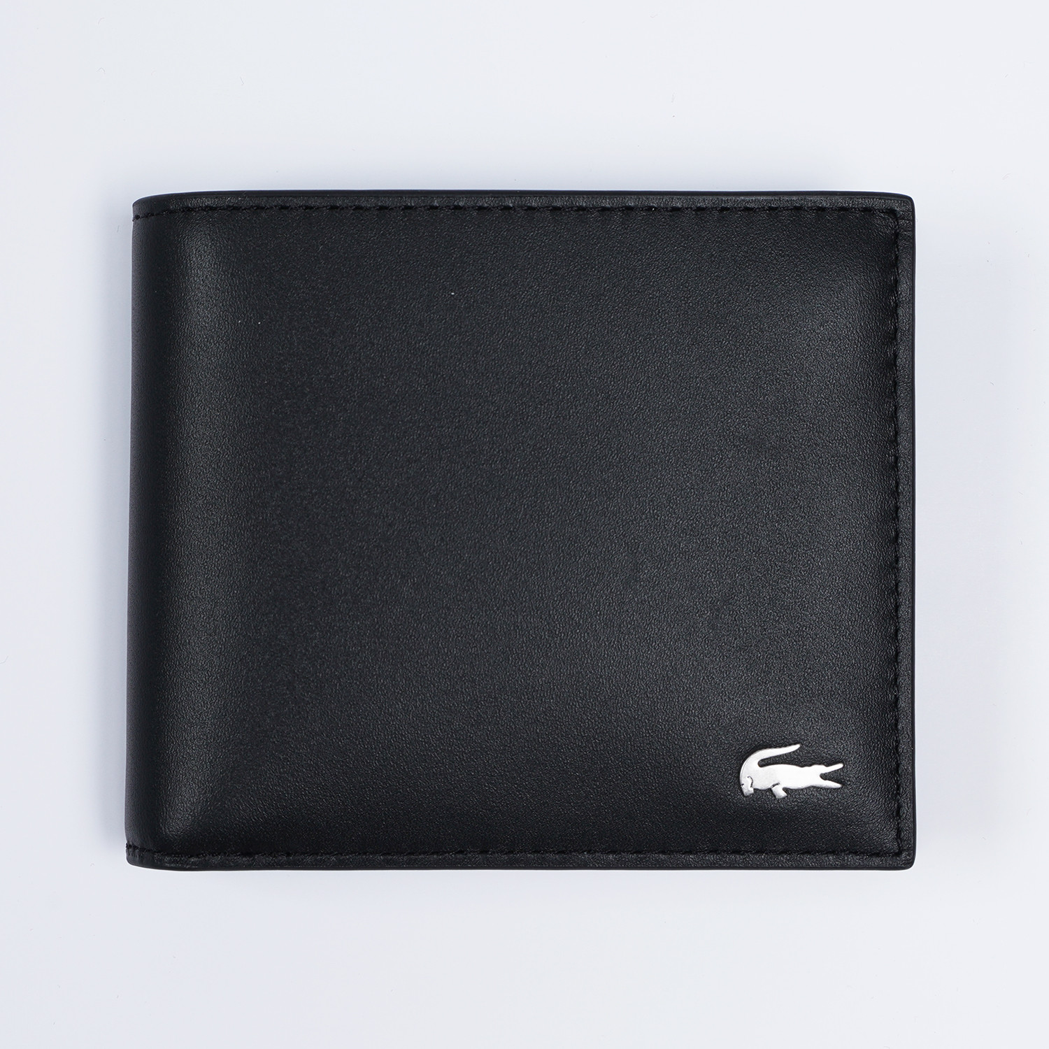 Lacoste Leather Waller (9000052135_1469)