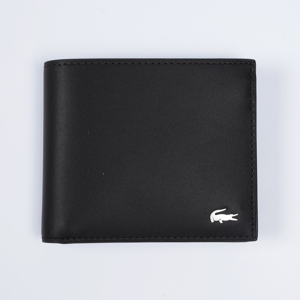 Lacoste Leather Waller