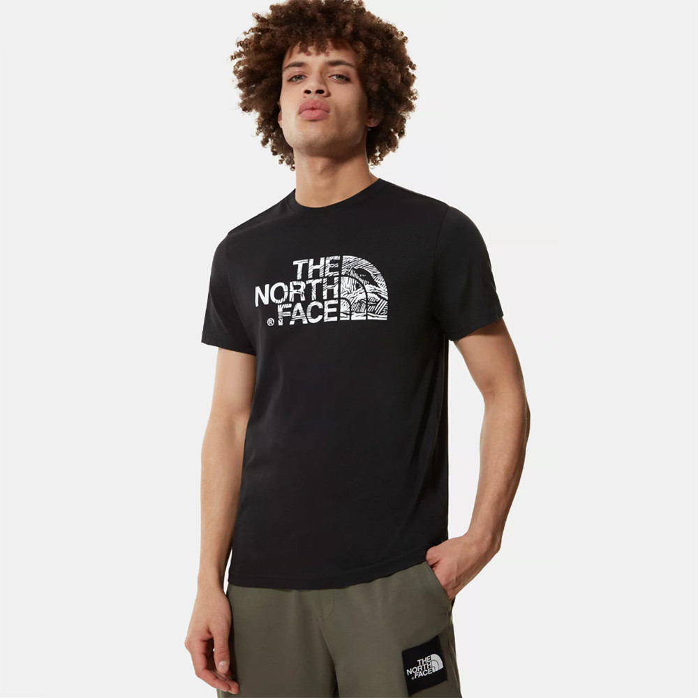 THE NORTH FACE Men's Short Sleeve Wood Dome Tee (9000047150_4617)