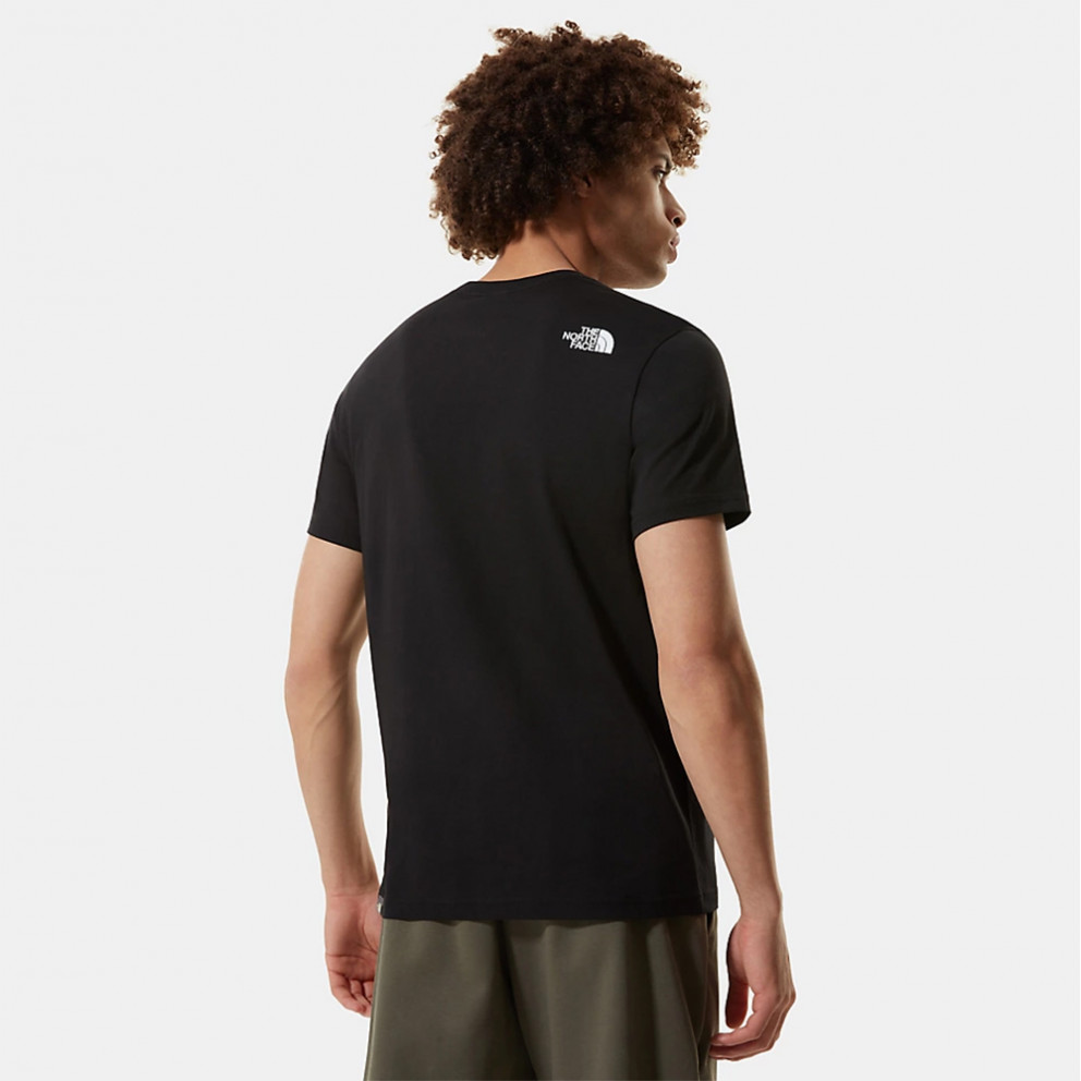 THE NORTH FACE Men'S Short SLeeve Wood Dome Tee