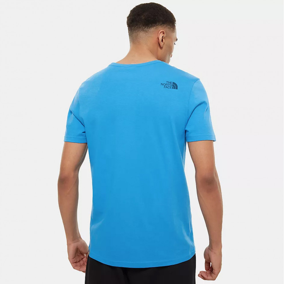 THE NORTH FACE Men's Short SLeeve Mountain Line Ανδρικό T-shirt