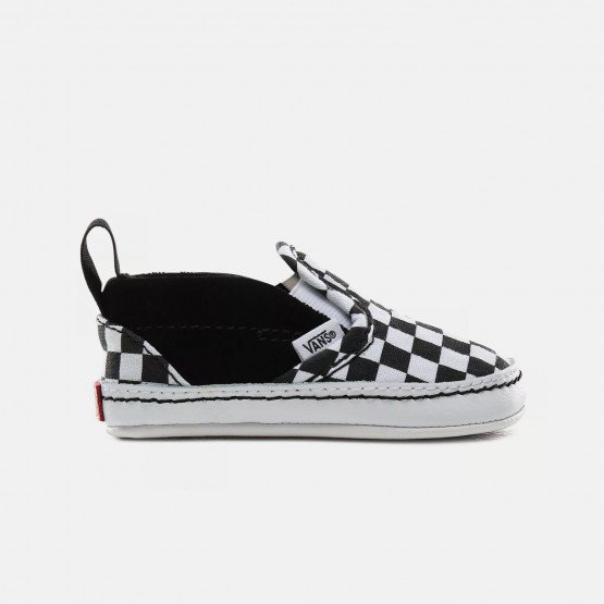 Vans Slip-On V Crib (Checker) Infants' Shoes