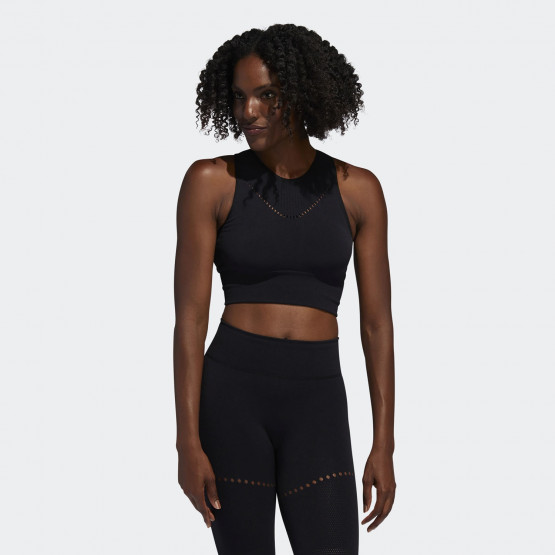 adidas Performance Warp Knit Women's Crop Top