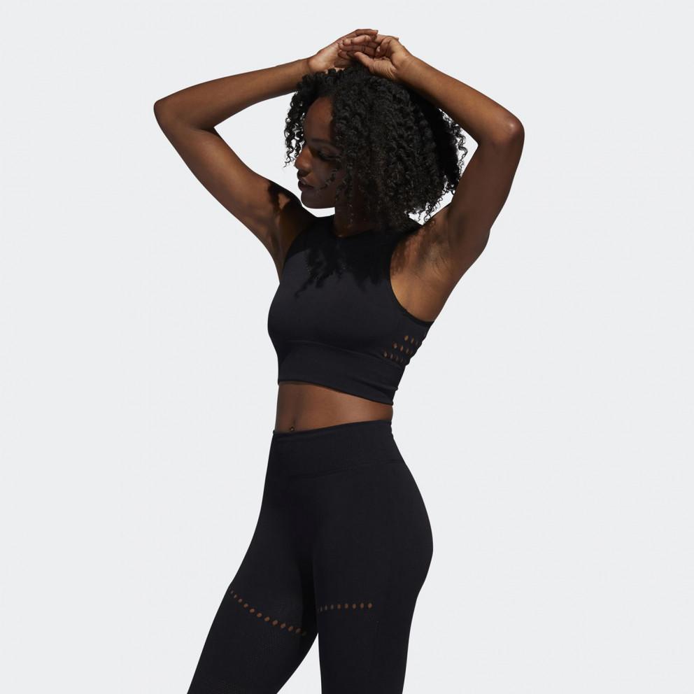 adidas Performance Warp Knit Women's Crop Top