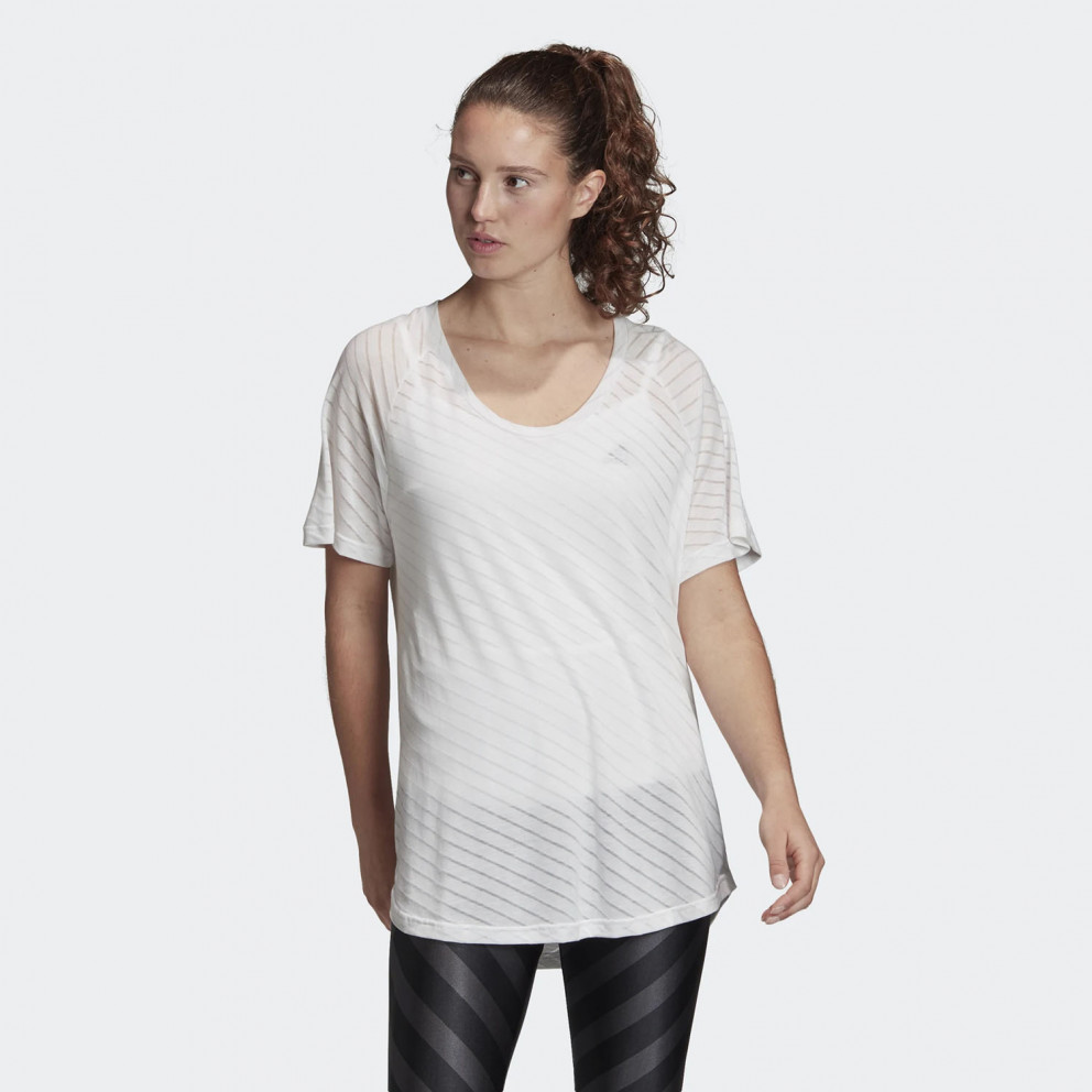 adidas Performance Women's Burnout Graphic Tee