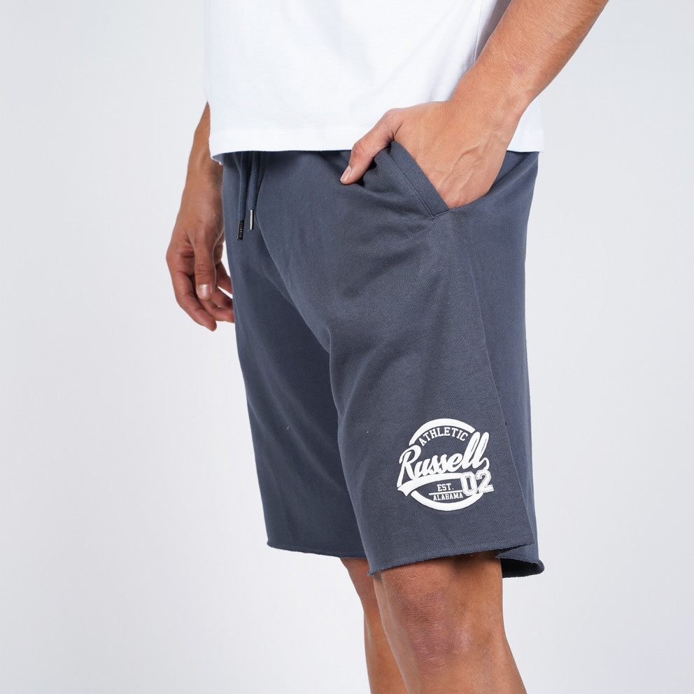 Russell Athletic Collegiate Raw Edge Men's Shorts