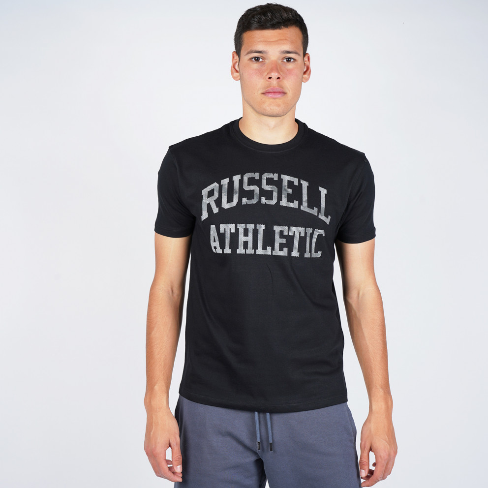 Russell Athletic Logo Camo Print Men's T-Shirt