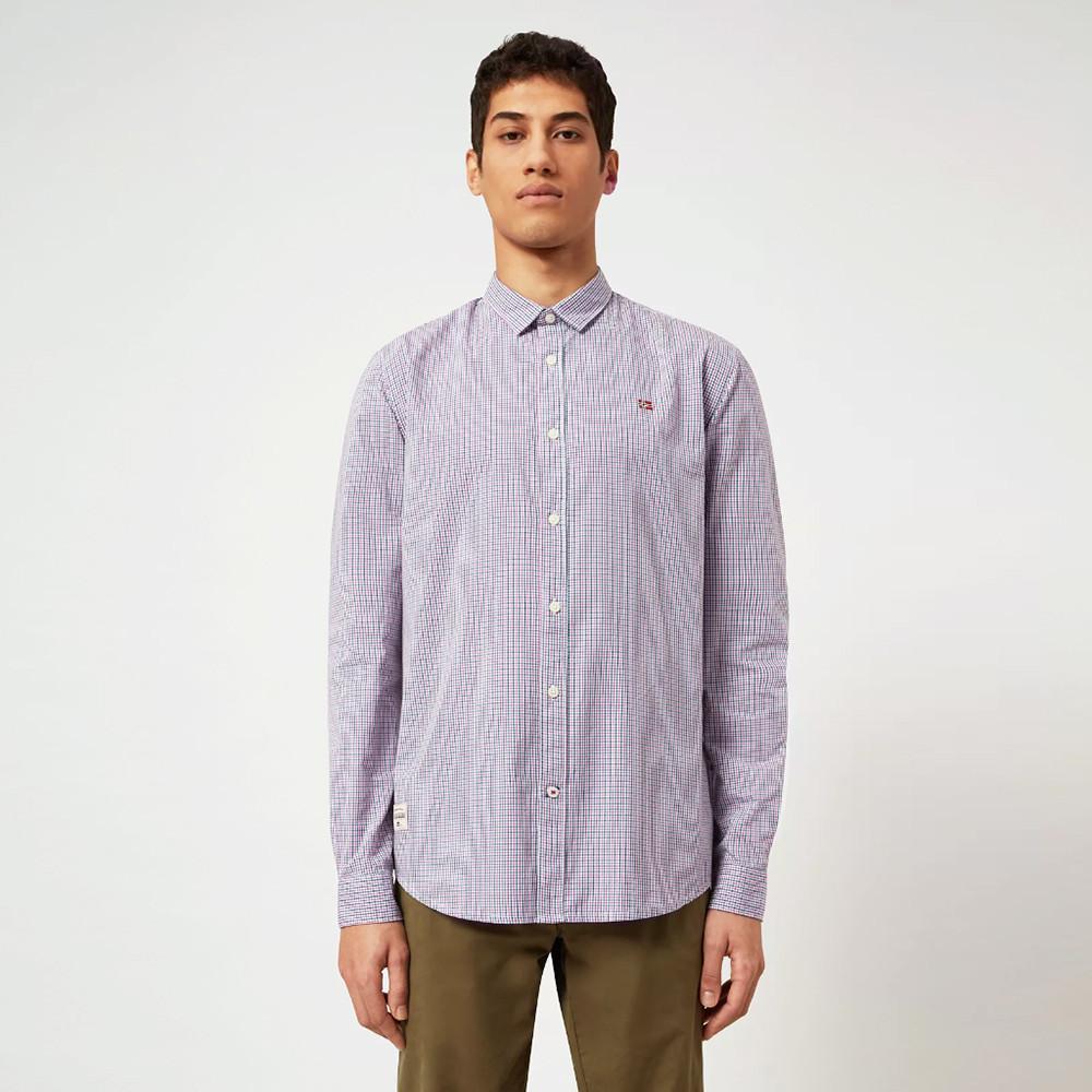 Napapijri Gode Long-Sleeve Men's Shirt (9000047642_44146)
