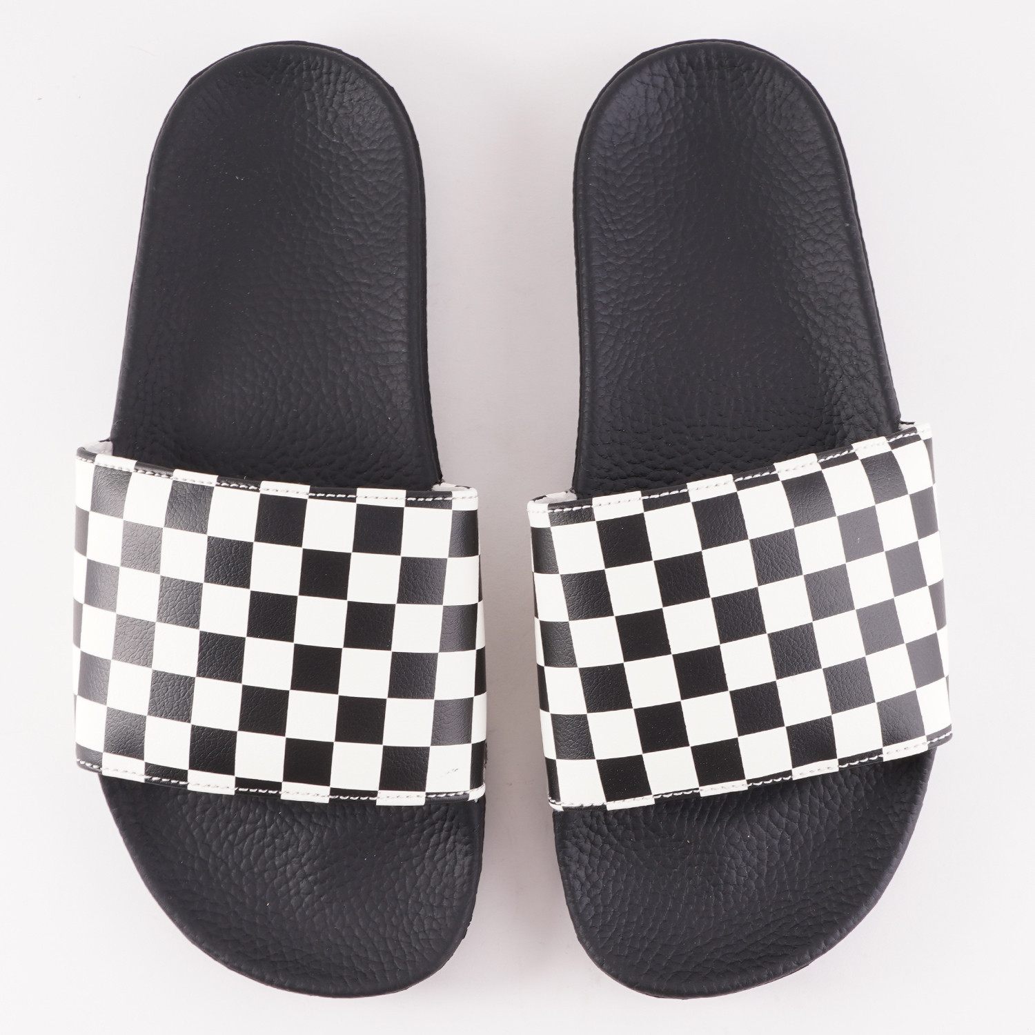 Vans Men's Slide-On (Checkerboard) (9000048976_26369)