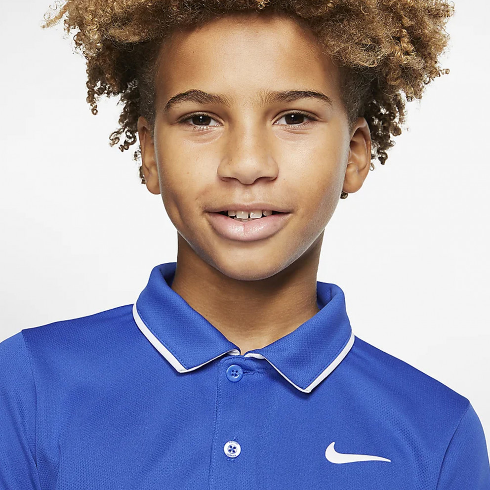 Nike Court Dri-Fit Tennis Boy's Polo