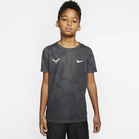 Nike Court Rafa Dri-FIT Tennis Boy's T-shirt