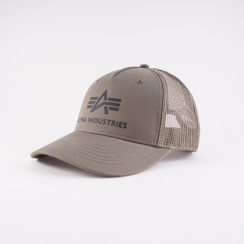 Alpha Industries Basic Trucker Cap (9000050020_3633)
