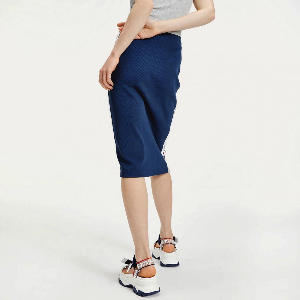 Tommy Jeans Logo Tape Γυναικεία Φούστα
