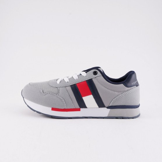 Tommy Jeans Low Cut Lace-Up Kids' Trainers