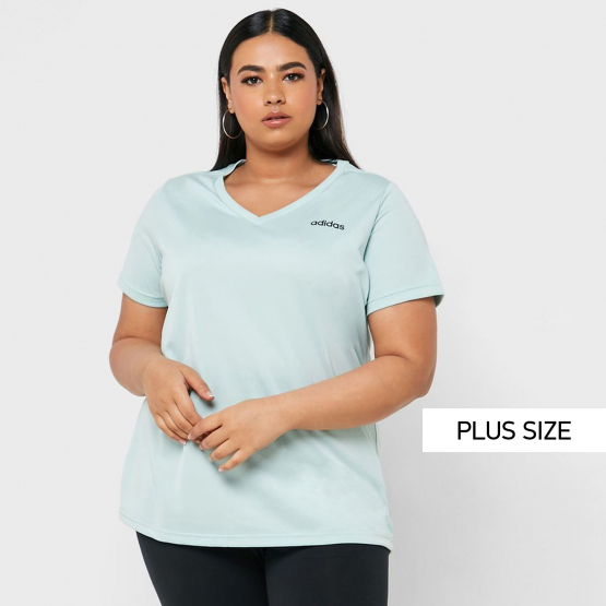 adidas Performance Designed 2 Move Plus Size Tee