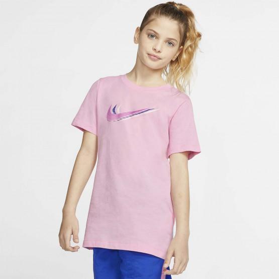 Nike Sportswear Triple Swoosh Kids' Tee