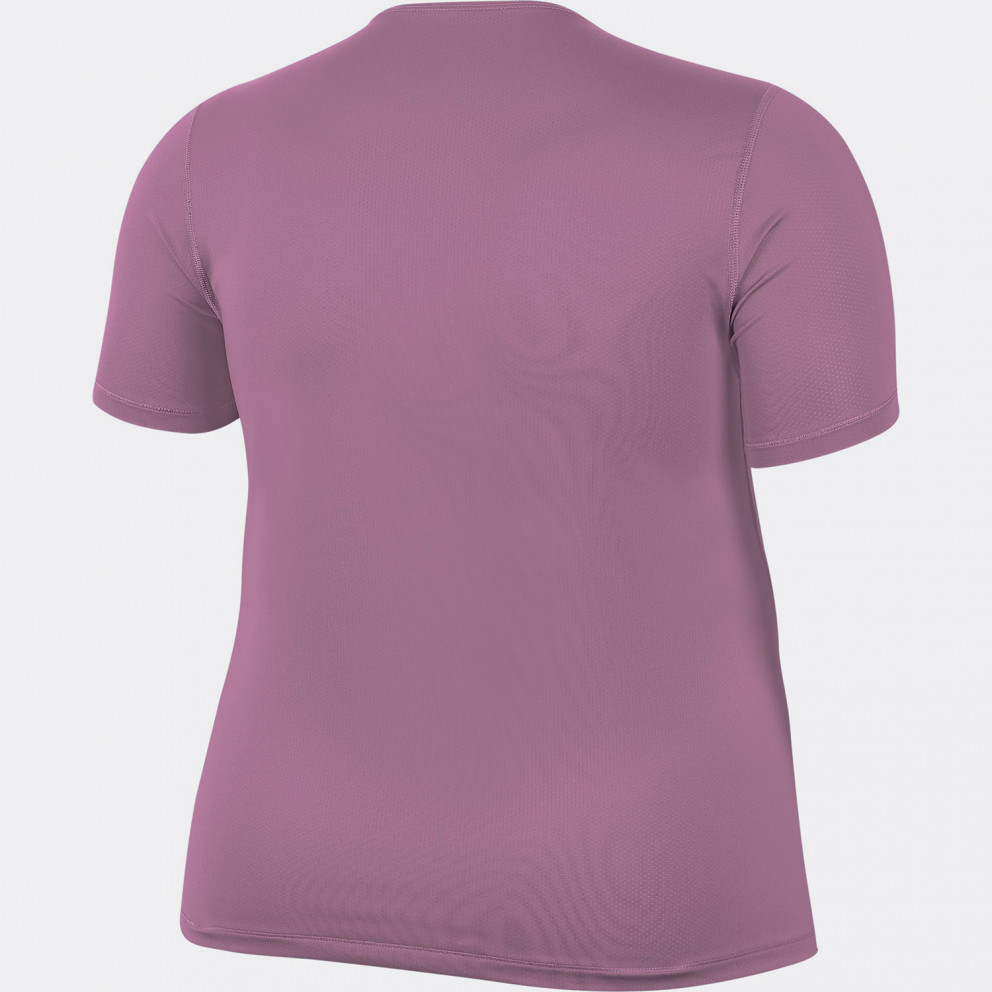 Nike All Over Mesh Plus Size Tee