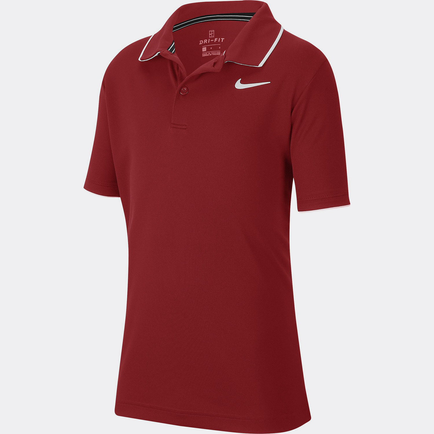 Nike Court Dri-Fit Boy's Tennis Tee (9000043664_28772)