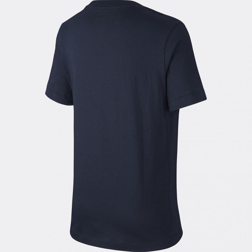 Nike Fc Barcelona Kids' T-Shirt