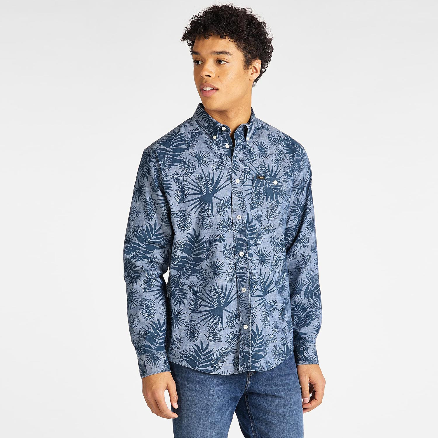 Lee Riveted Men's Shirt (9000049918_4594)