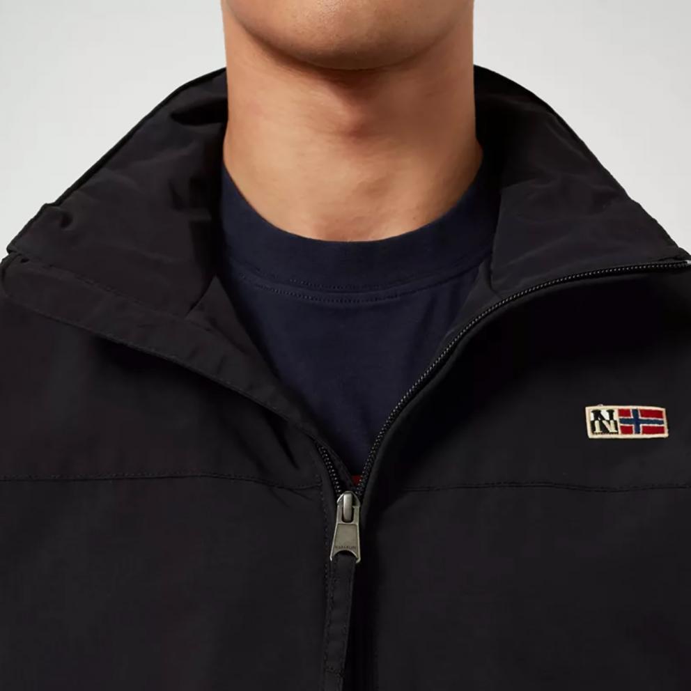 Napapijri Men'S Short Jacket Shelter