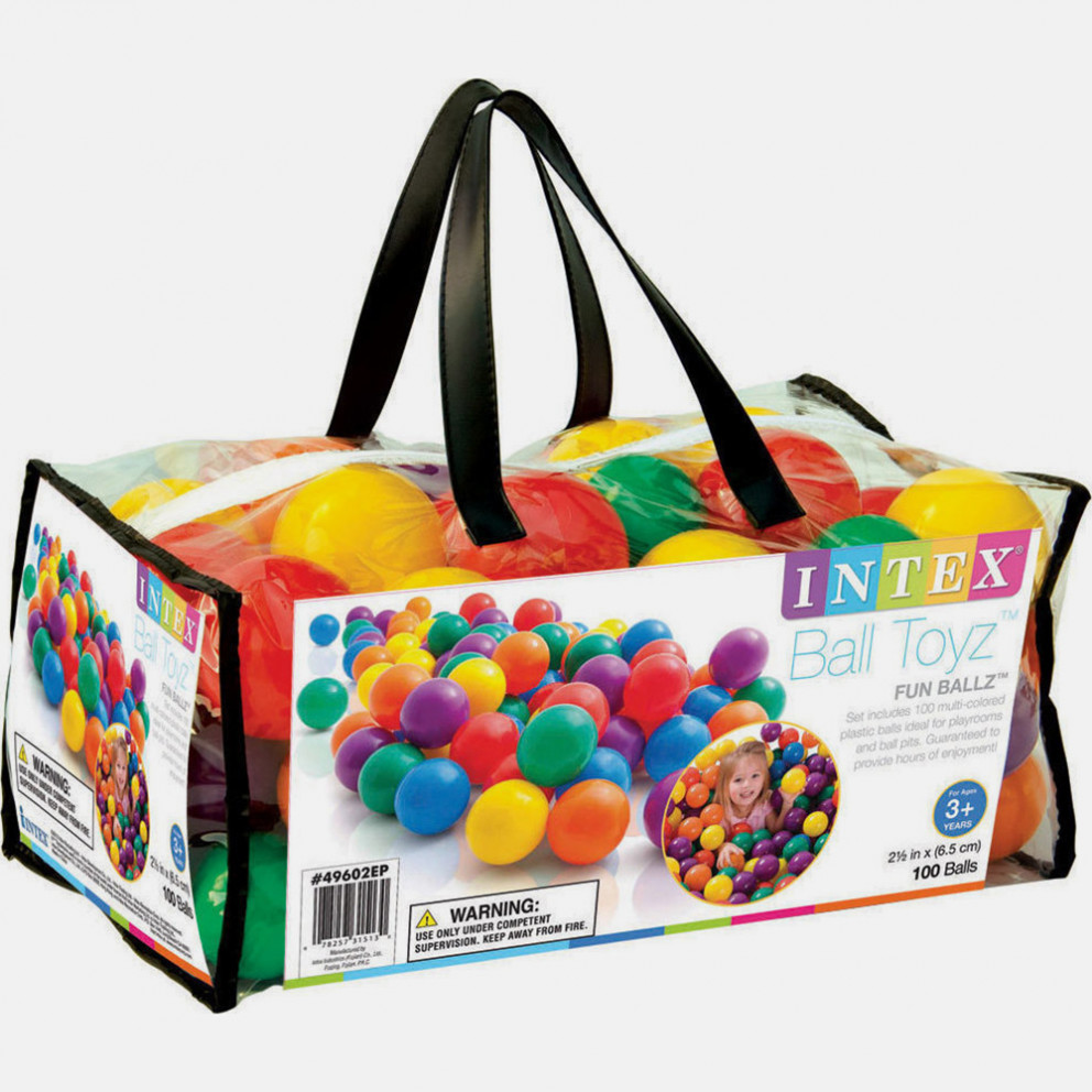 INTEX Μπαλακια Fun(100)