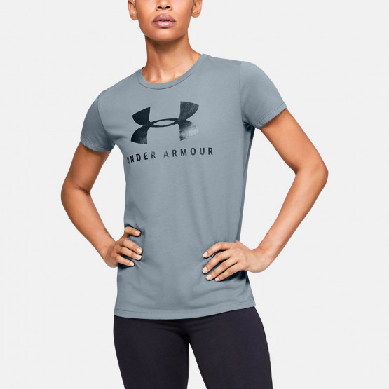 Under Armour Women's Graphic Sportstyle Classic Tee