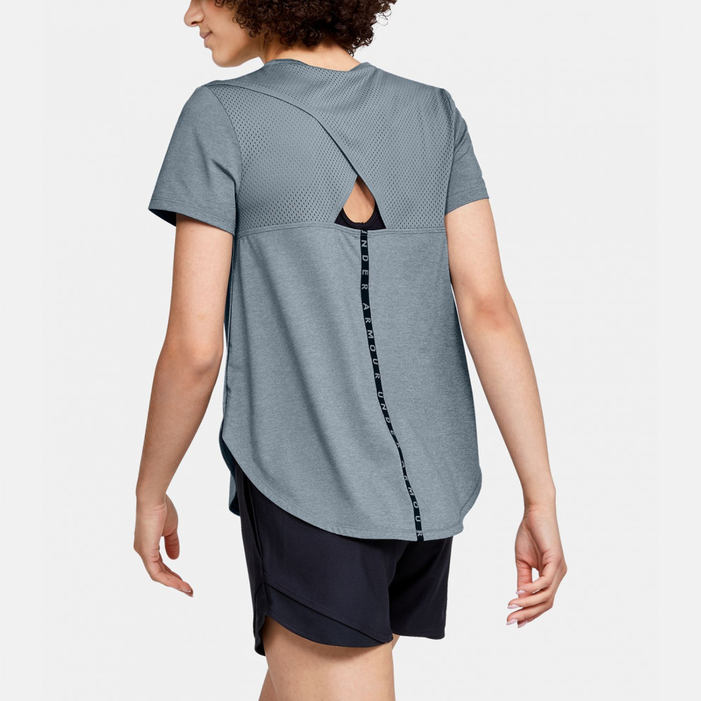 Under Armour Women's Crossback T-Shirt