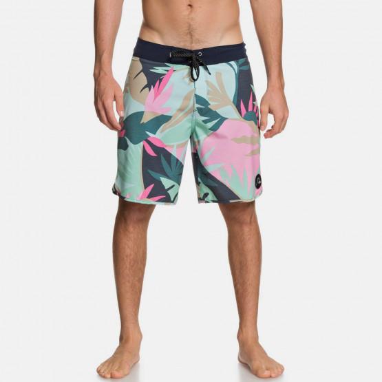 """Quiksilver Highline Tropical Flow 19"""" Men's Swim Shorts"""