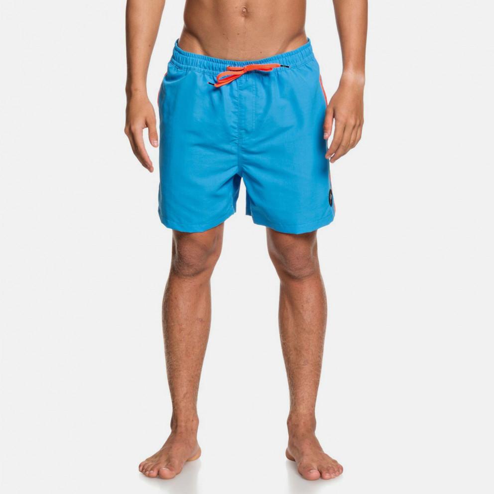 New Mens Reebok Swim Beach Swim Swimming Board Shorts Summer Holidays Blue