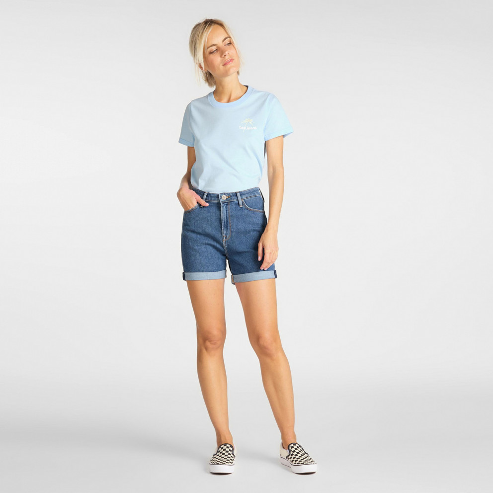 Lee Women's Mom Shorts