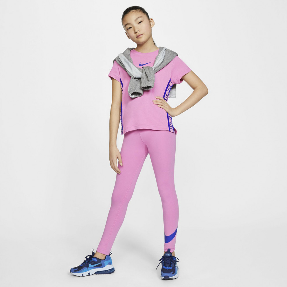 Nike Sportswear Swoosh Girl's Leggings