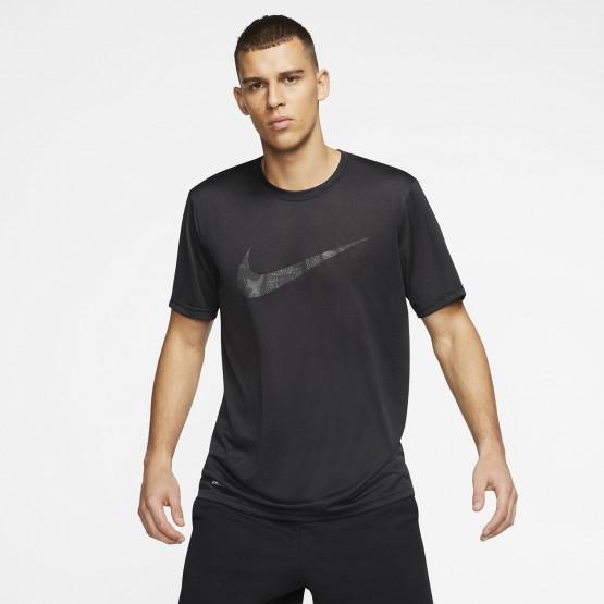 Nike M Nk Dry Leg Tee Swoosh Camo